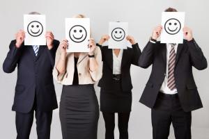 Entrepreneur Happy Faces
